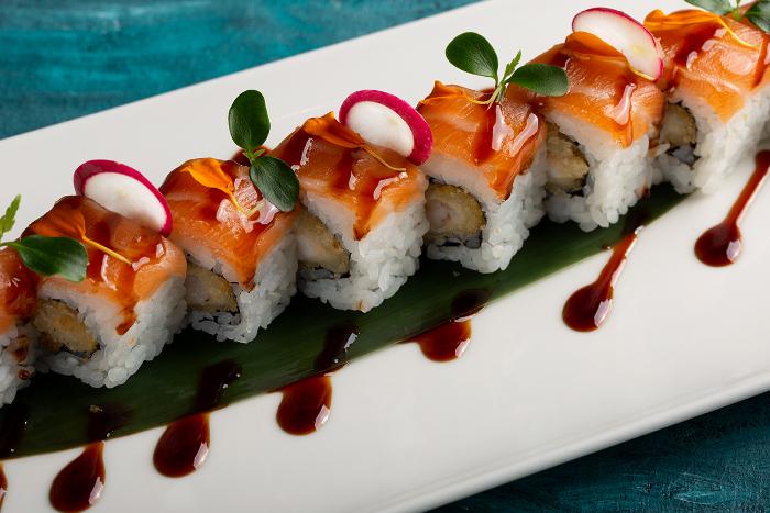 5 motivi per cui amiamo il sushi
